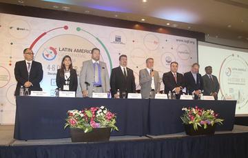 El SIAP en el Foro Latinoamericano Geoespacial 2016