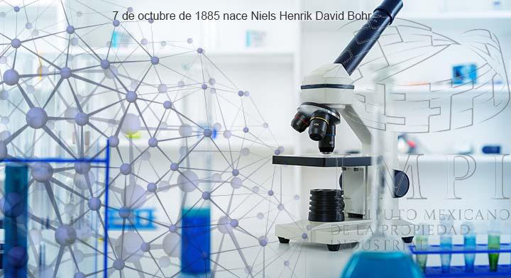 Nace Niels Henrik David Bohr