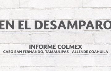 Informe COLMEX