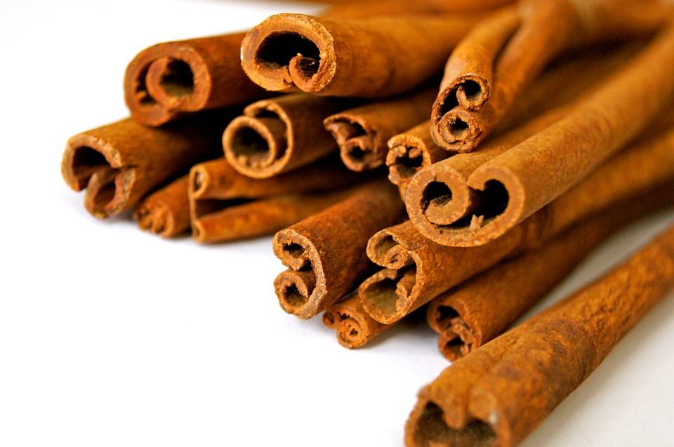 Cinnamon. From Creative Commons