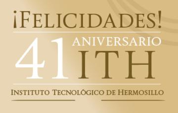 El ITH celebra este año, sus primeros 41 años de fundación