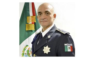 Se designa al Comisario Ingeniero Benjamín Grajeda Regalado como Titular de la División de Gendarmería de la Policía Federal