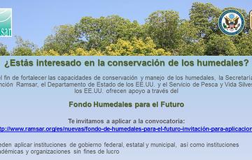 Fondo Humedales para el Futuro.