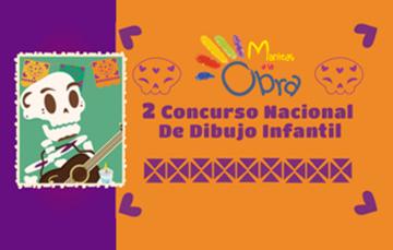 """Participa en el Segundo Concurso Nacional de Dibujo Infantil """"Manitas al a obra"""""""