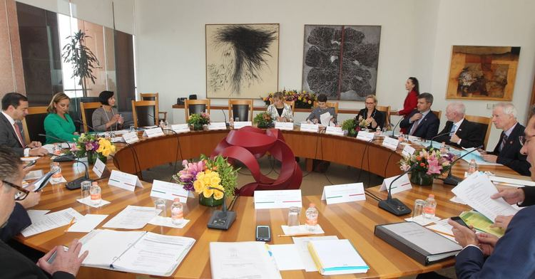First Session of the Mexico-Canada High Level Dialogue
