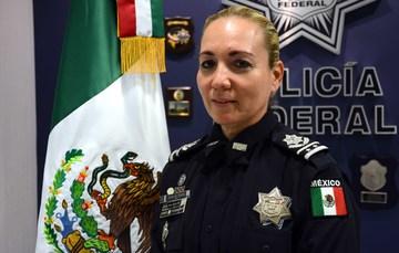 La Comisaria General Dra. Patricia Trujillo Marie, quien cuenta con 11 doctorados y fue Médico del Año en 2016 asumió la titularidad de la División Científica; es la primera mujer en ocupar éste cargo.