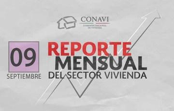 Reporte Mensual del Sector Vivienda – Septiembre  2016