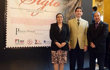 Abre el Palacio Postal sus puertas a la Exposición Cuarto de Siglo