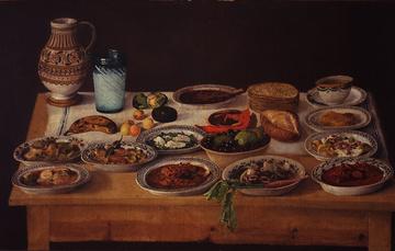 Foto de cocina poblana, vía Creative Commons.