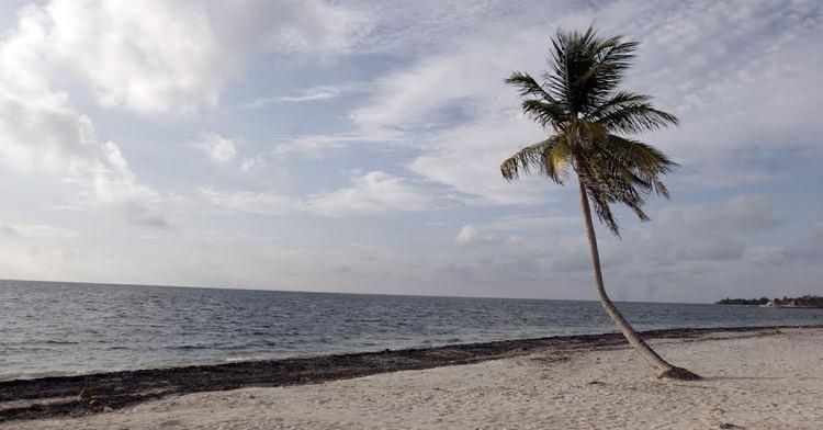 Playas de  Cancún, Quintana Roo, una de las ciudades más prósperas de México, de acuerdo con el Índice de Ciudades Prósperas elaborado por ONU-Hábitat y el INFONAVIT, con el apoyo de la SEDATU.