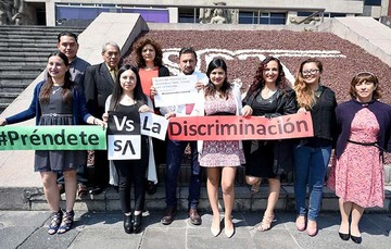 #IgualdadLaboral y #NoDiscriminación en la #SCT