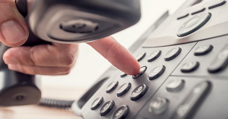 Protege tu número telefónico de llamadas publicitarias no deseadas