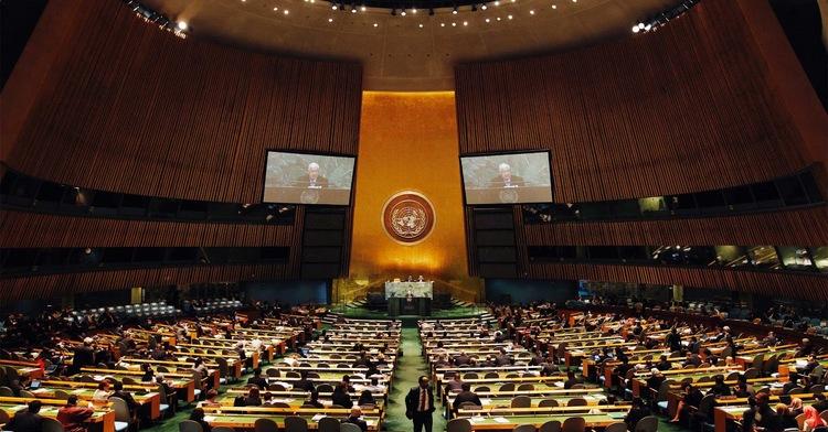 Sede de Naciones Unidas en Nueva York.