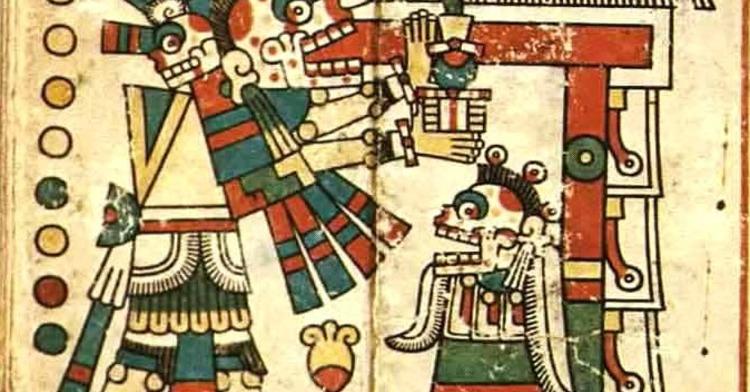 Mictlantecuhtli, Señor del inframundo