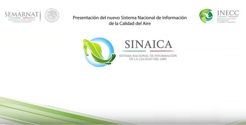 El INECC presenta el nuevo Sistema Nacional de Información de la Calidad del Aire, SINAICA