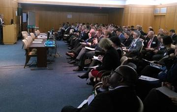 Reunión de Directores de Institutos Nacionales de Metrología, BIPM