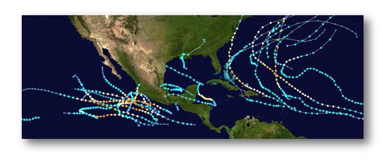 Vulnerabilidad de México ante el cambio climático.