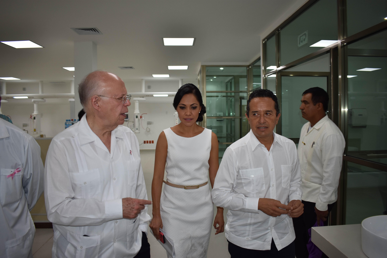 Gira de Trabajo por Cancún, Quintana Roo