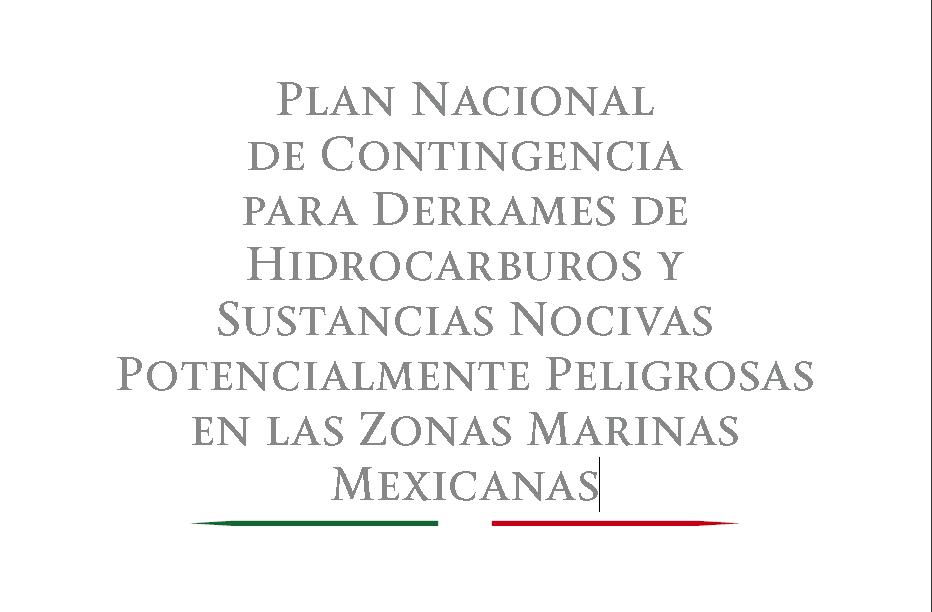 plan nacional de contingencia