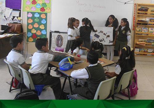 Convivencia escolar y su relaci n con el aprendizaje for A que zona escolar pertenece mi escuela