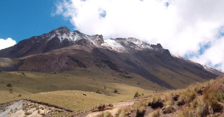 Área de Protección de Flora y Fauna Nevado de Toluca, Estado de México.
