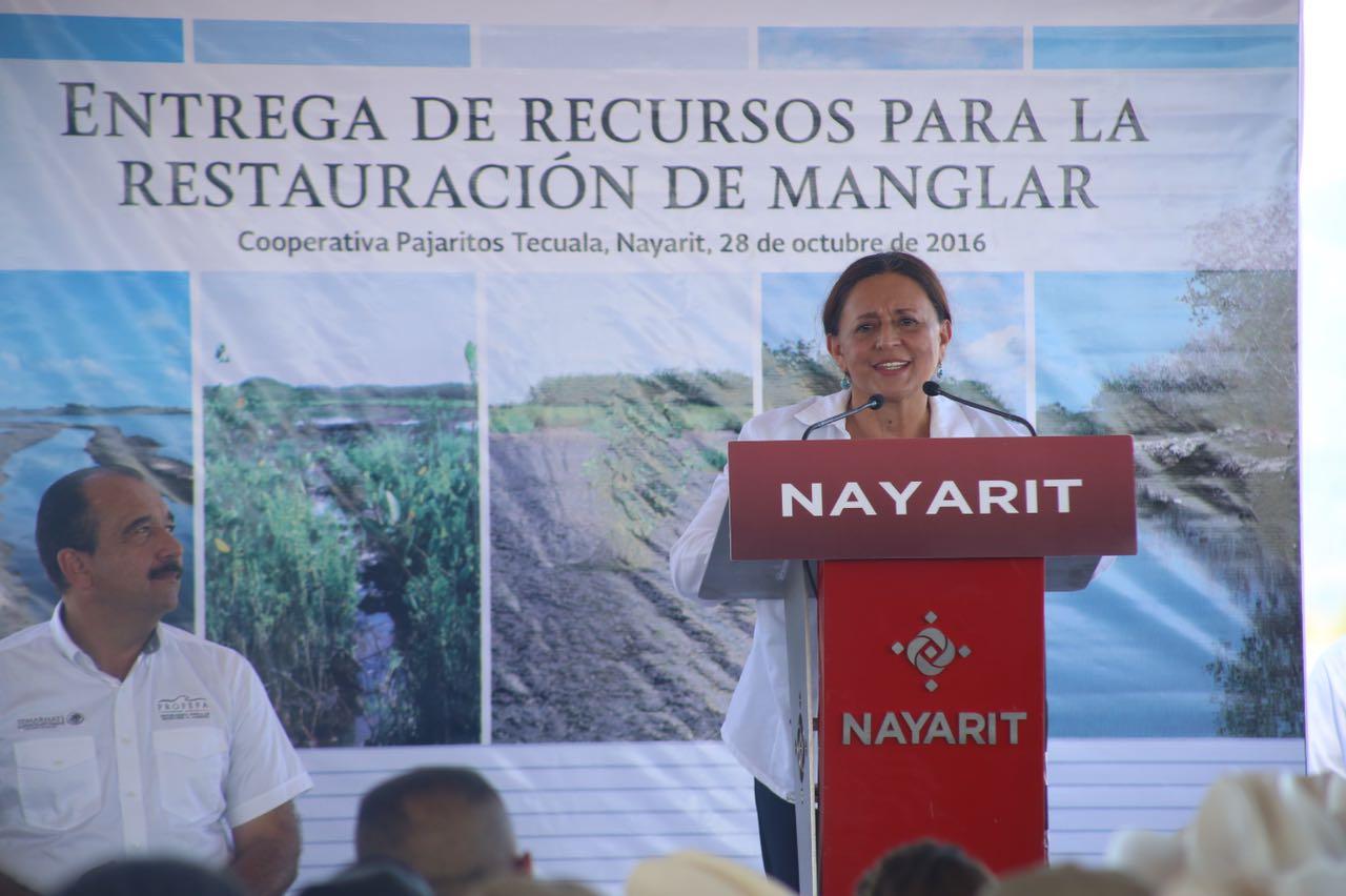 ACCIONES INTERINSTITUCIONALES PARA LA CONSERVACIÓN DE LOS MANGLARES EN MÉXICO