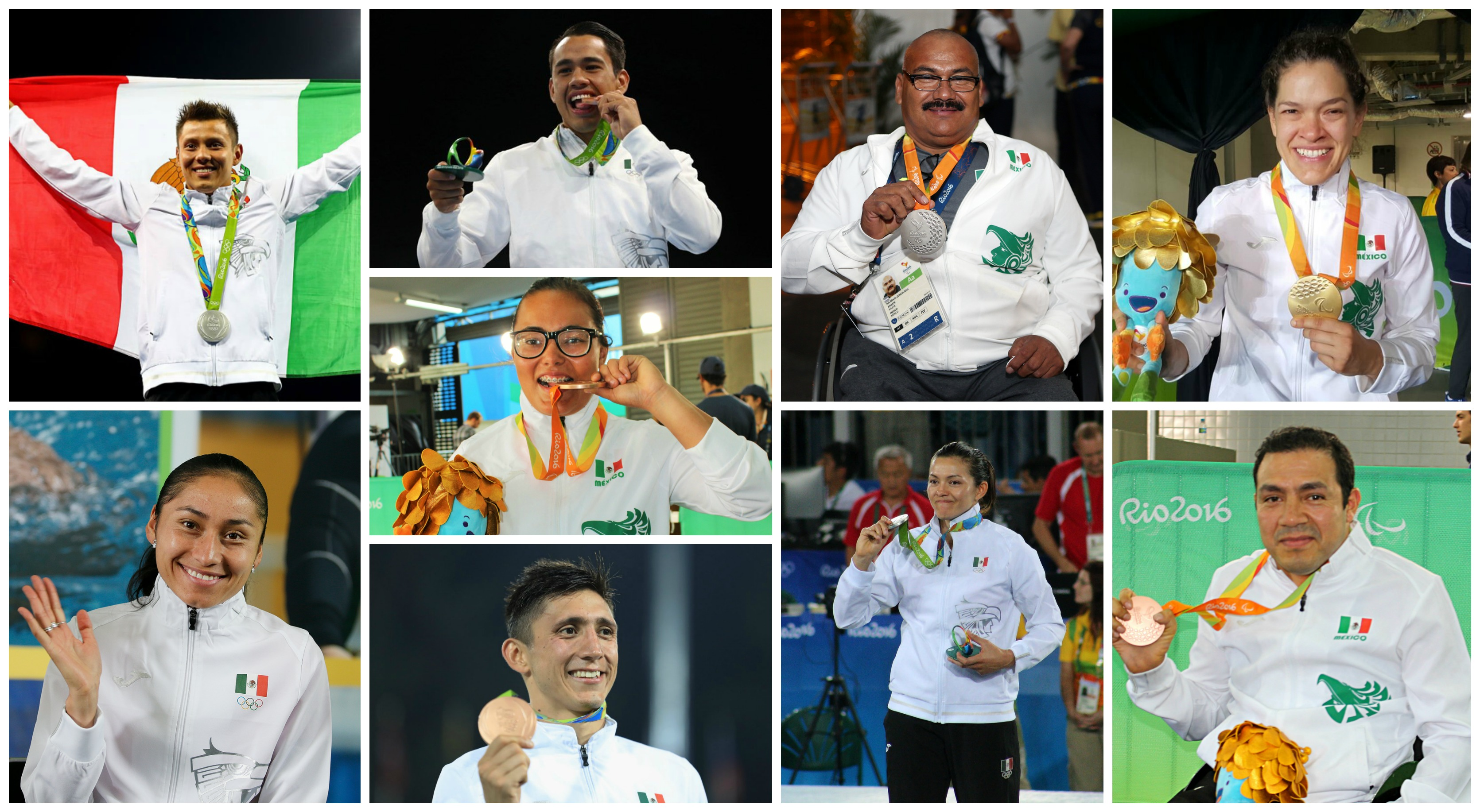 Premio Nacional de Deportes y del Premio Nacional de Mérito Deportivo 2016