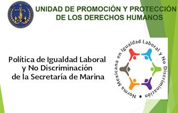 Igualdad Laboral y No Discriminación
