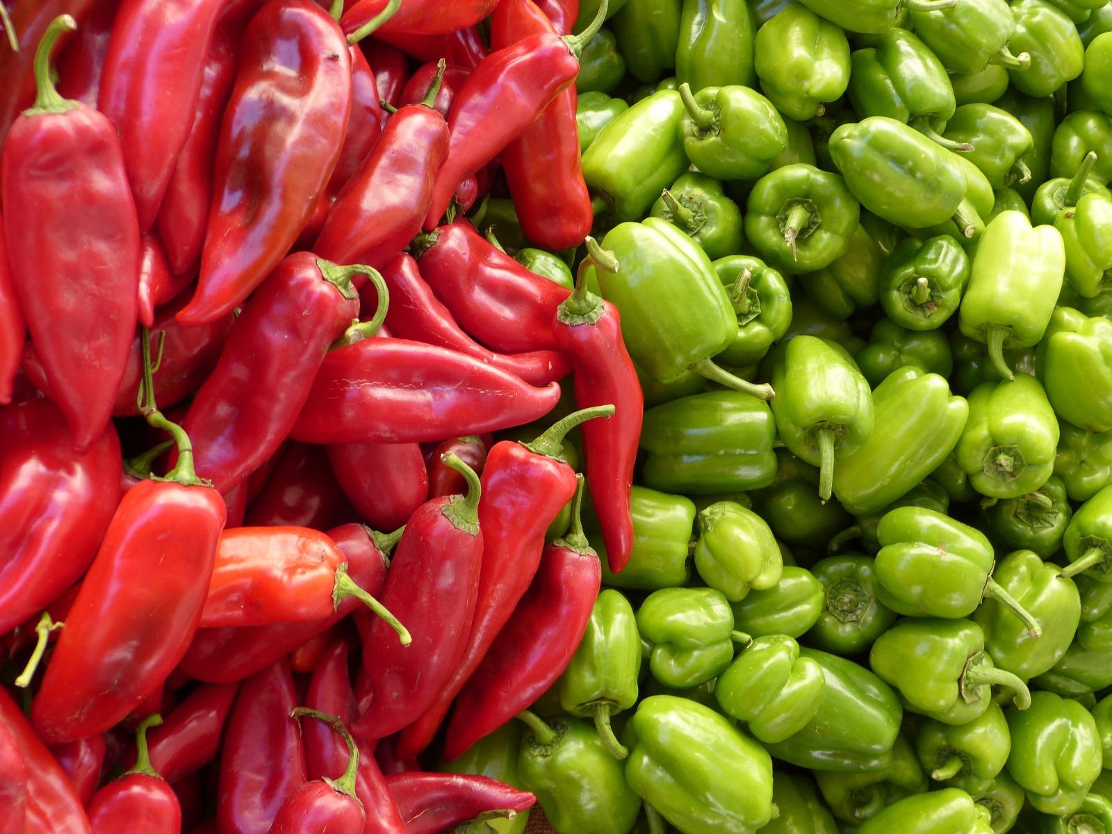 El chile mexicano
