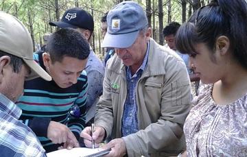 Promotor Forestal Comunitario: en busca del bienestar de los dueños de bosque