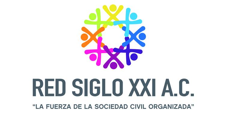 La Red de Organizaciones Sociales Siglo XXI, A.C., es una organización sin fines de lucro que se consolida jurídicamente en el año de 2008, que surge del interés de diversos líderes colimenses y de sus organizaciones para fortalecer la labor social.