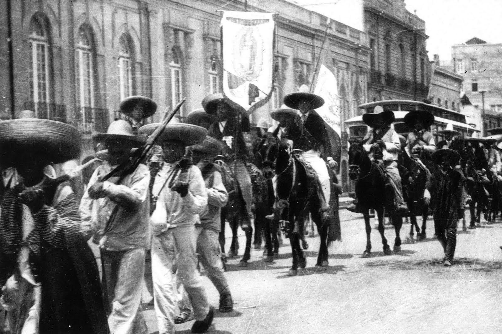 fin de la revolucion mexicana pdf