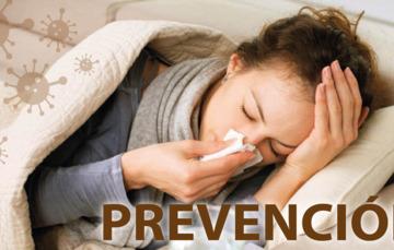 Prevén enfermedades respiratorias