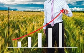 Incrementa 7.7% el valor de la  producción en México