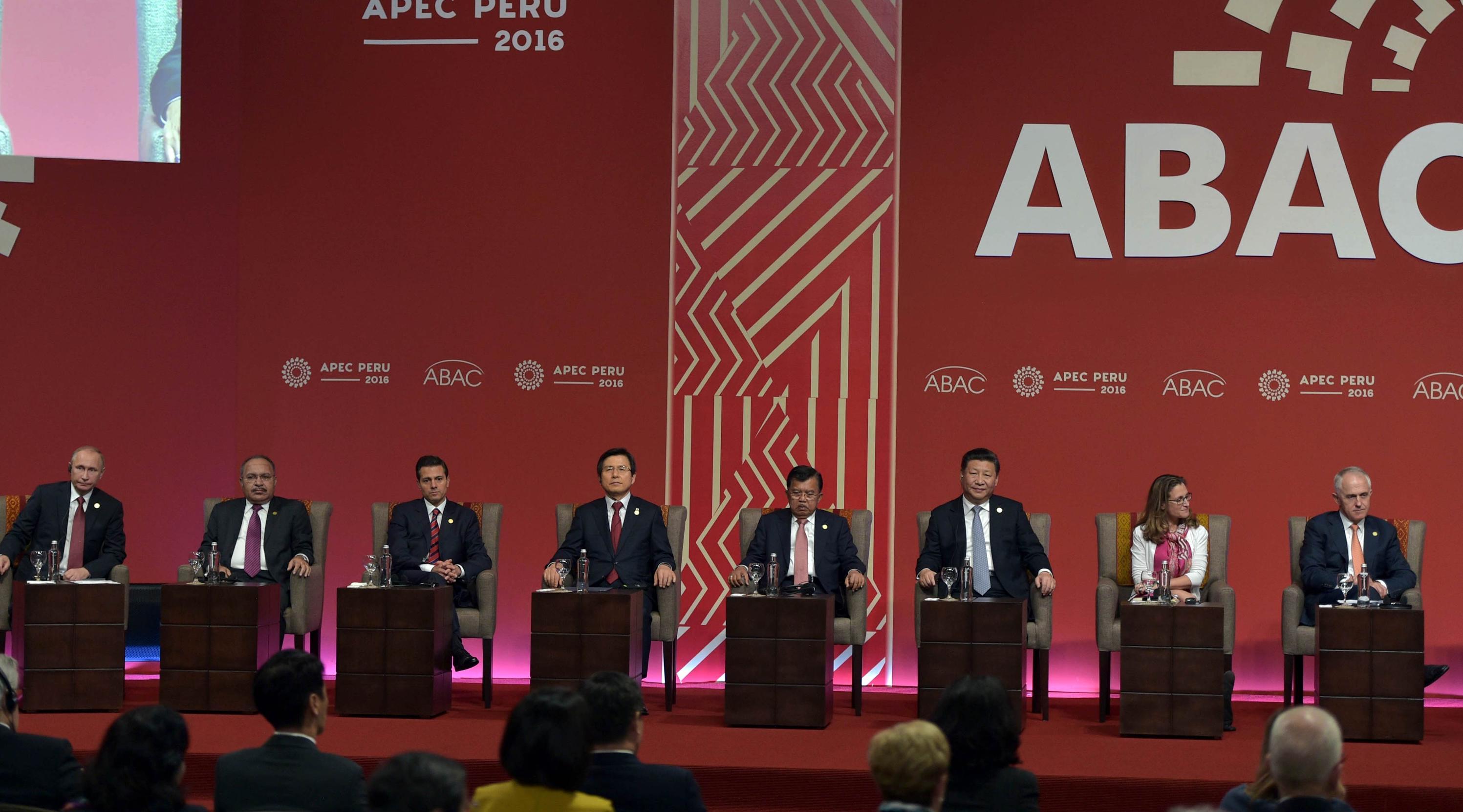 """""""La integración debe ser incluyente, que beneficie a todos los sectores de nuestras sociedades"""": EPN"""