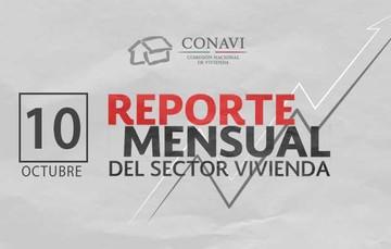 Reporte Mensual del Sector Vivienda – Octubre 2016