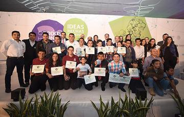 ¡Talento hecho en #México y para #México! #TodosConElMismoChip