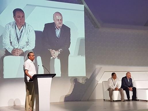 2º Congreso y Exposición Internacional de Medición de Flujo y Calidad de los  Hidrocarburos, organizado por Petróleos Mexicanos (PEMEX).
