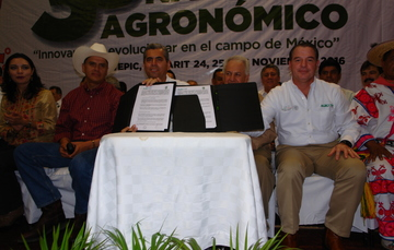 38 Congreso Nacional Agronómico