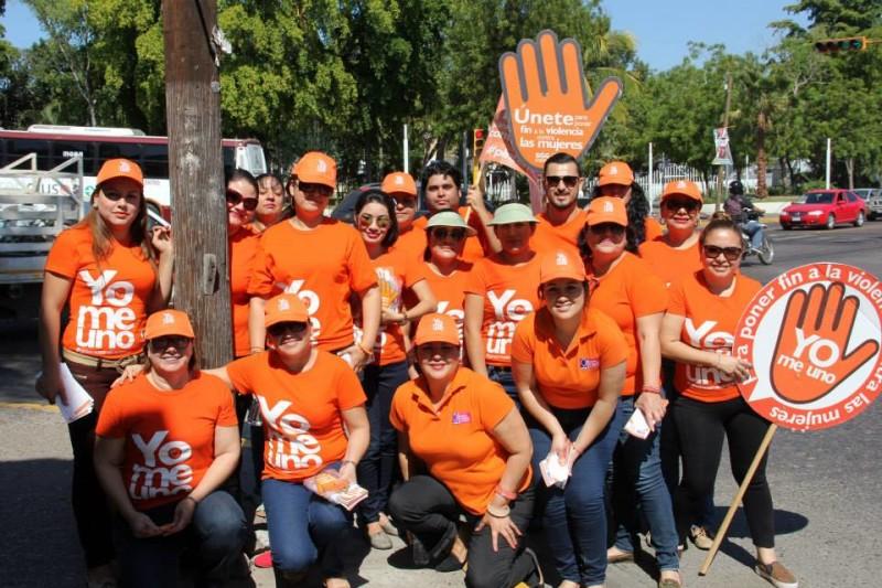 El Día Naranja y la Campaña Naranja buscan movilizar a la opinión pública y a los gobiernos para emprender acciones concretas con el fin de promover y fomentar la cultura de la no violencia.