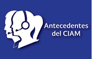 Antecedentes del CIAM