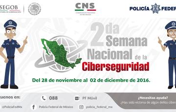 Segunda Semana Nacional de Ciberseguridad