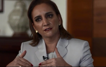 Claudia Ruiz Massieu