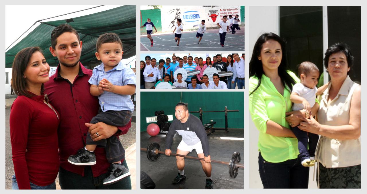 Jóvenes cuentan con vivienda digna gracias a la puesta en marcha del Programa Vivienda Joven.