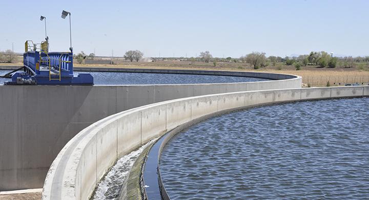 La Planta de Tratamiento de Aguas Residuales de Ciudad Juárez es uno de los proyectos impulsados por Banobras