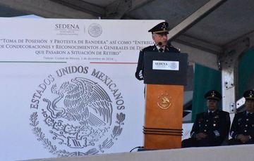 """""""Toma de Protesta, Posesión al Cargo y Protesta de Bandera""""."""