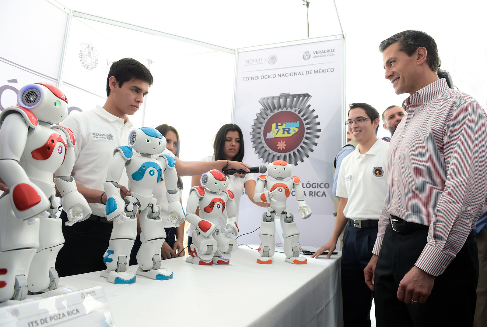 """""""La inversión en ciencia, tecnología e innovación, es una verdadera palanca de desarrollo"""": EPN"""