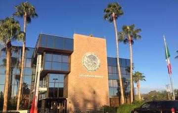 Consulado de México en Tucson, Arizona.