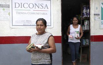 Productos Diconsa, versión tiendas comunitarias