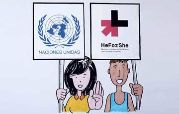 Campaña He For She